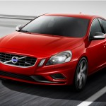 The New 2012 Volvo S60 R-Design!