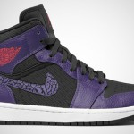 Air Jordan 1 Phat Club Purple
