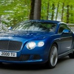 The New 2013 Bentley GT Speed