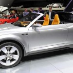 Audi Crosslane Coupe Concept is bursting with interesting tech