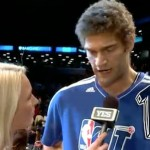 Lol, Brook Lopez Says 'You Know' In Interview How Many Times Within 90 Seconds?!