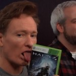 Halo 4 Reviewed By Conan O'Brien