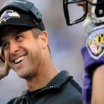 Ravens Coach John Harbaugh Tells David Letterman He Hasn't Spoken To His Brother Since The Super Bowl