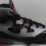 Jumpman 23 Jordan Melo M9 – Grey/Black/Bright Crimson