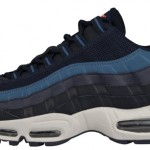 Nike Air Max 95 – Dark Obsidian/Total Orange