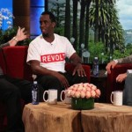 Diddy Admits To Being A Bed Wetter On Ellen