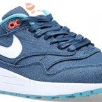 Nike Air Max 1  Turquoise/White/Bright Crimson